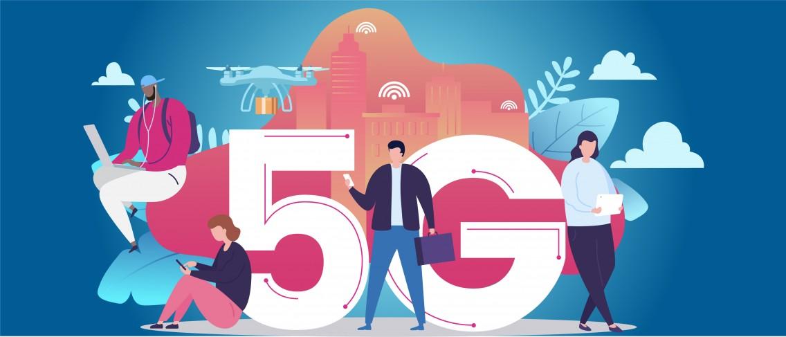 I 7 vantaggi della Connettività 5G per chi abita nella Smart City