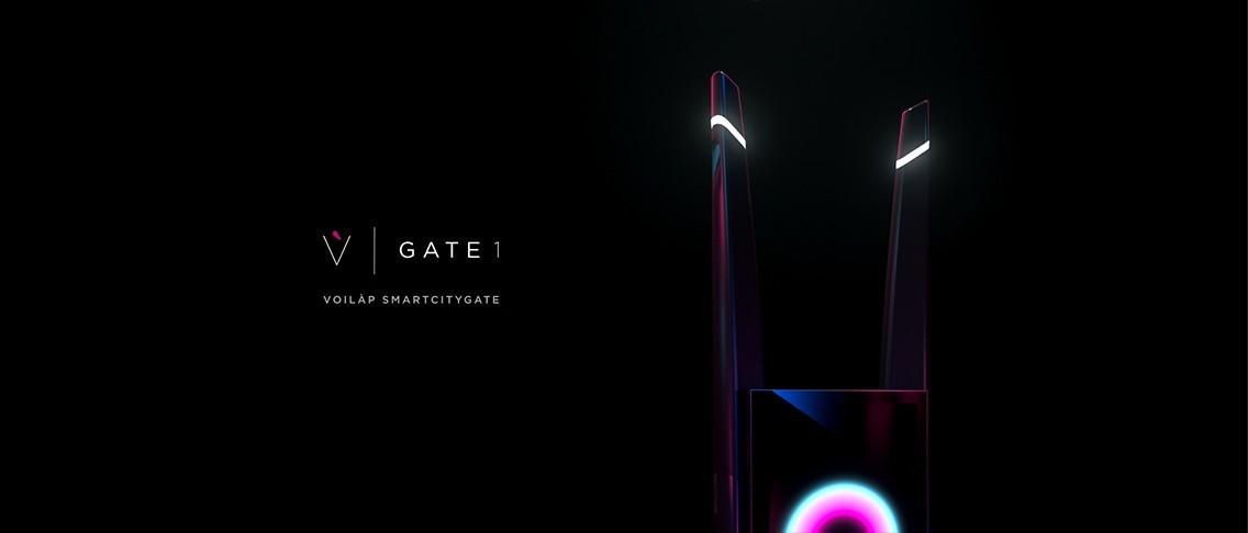 Voilàp unveil Smart City Gate @SCEWC19