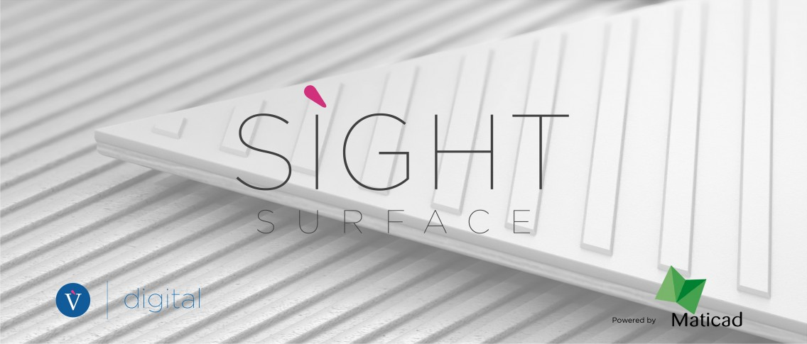 SIGHT si estende anche al mondo delle superfici: nasce SIGHT SURFACE